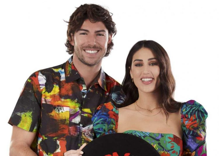 Ignazio Moser e Cecilia Rodriguez conducono Ex on the beach Italia su MTV