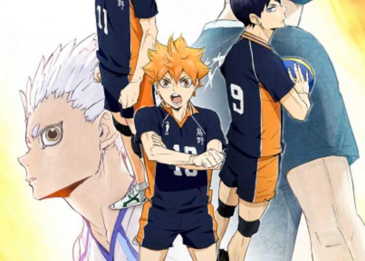 """Su www.paramountnetwork.it in streaming e in simulcast col Giappone la serie """"Haikyu! L'asso del volley – To the top"""""""