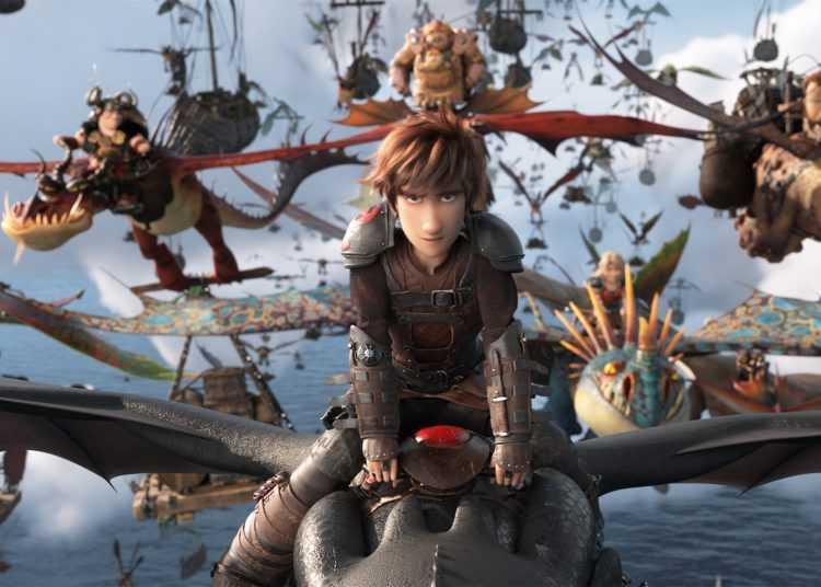 Il 1 Aprile si accende Sky Cinema DreamWorks