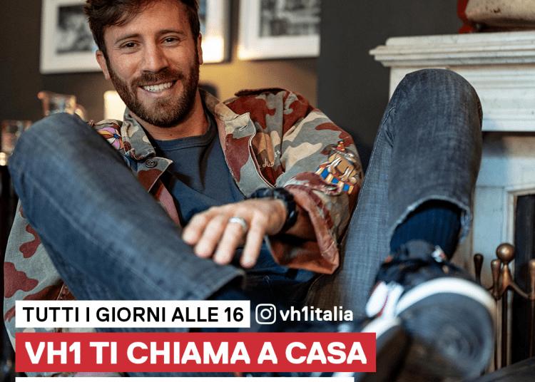 VH1 - Ti chiama a casa: diretta Instagram con Nicolò De Devitiis e tanti ospiti