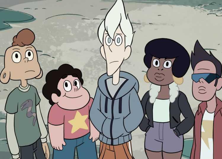 Steven Universe the movie in esclusiva prima tv su Cartoon network