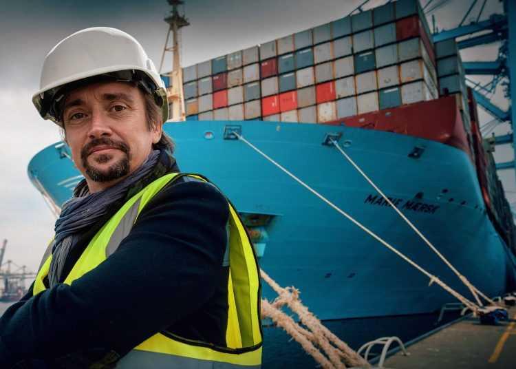 """Su DMAX spazio ai giganti dell'ingegneria: """"Big con Richard Hammond"""""""