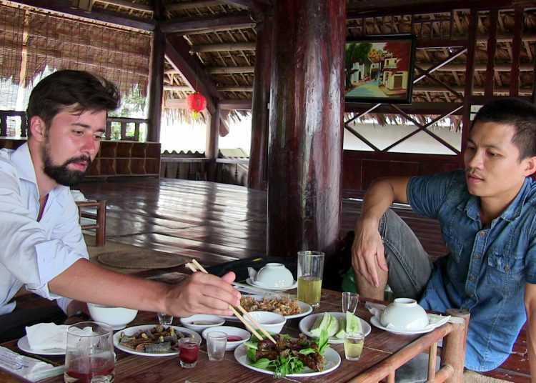 """Al via su laF """"Possiamo mangiare da voi?""""laF (Sky 135) Al via """"POSSIAMO MANGIARE DA VOI?"""" scoprire le culture dei Paesi del mondo attraverso le cucine degli abitanti"""