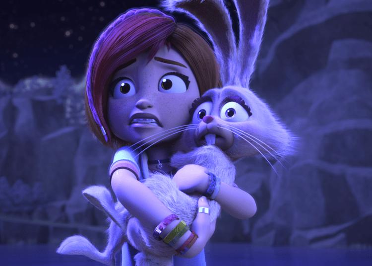Sadie e Gilbert: la serie animata all'insegna della magia e dell'amicizia in prima tv free su Cartoonito