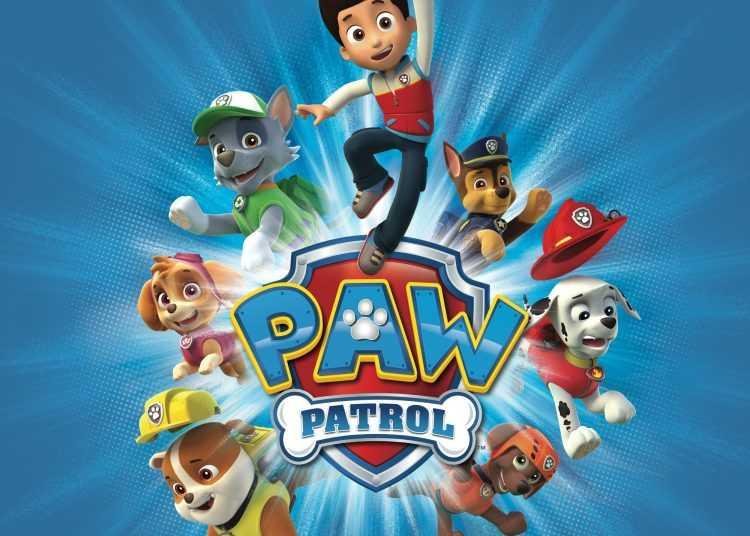 100% PAW Patrol, 7 giorni su 7 solo su NickJr+1